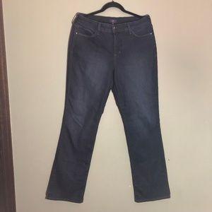 NYDJ Bootcut Jeans Dark wash Size 12